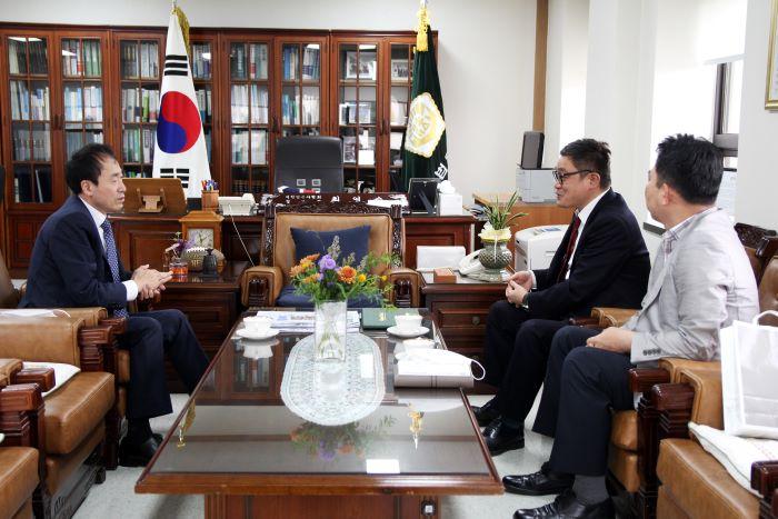 [회장 동정] 한국세무사회‧대한법무사협회장 간담회