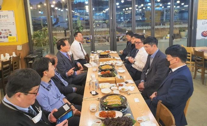 창원, 부산 지역 회원간담회 개최